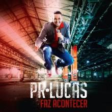 """""""Faz Acontecer"""": MK Music divulga capa do primeiro disco do pastor Lucas"""