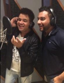 Sérgio Marques e Marquinhos iniciam produção de novo álbum